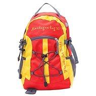 Frendo Bag Mountain Bag 10 Orange/Yellow - Detský ruksak
