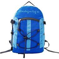 Frendo Bag Mountain Bag 10 Blue/Blue - Detský ruksak