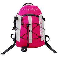 Frendo Bag Mountain Bag 10 Pink/Grey - Detský ruksak
