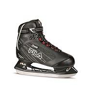 Justin Black Fila veľkosť 45 EU / 295mm - Pánske korčule na ľad