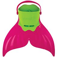 Finis Mermaid Fin Pacifica Pink - Plutvy