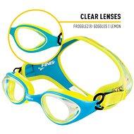Okuliare Frooglez Lemon Clear - Plavecké okuliare