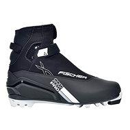 Fischer XC Comfort Pro Black Silver - Pánske topánky na bežky