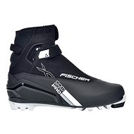 Fischer XC Comfort Pro Black Silver veľ. 42EU/270mm - Pánske topánky na bežky