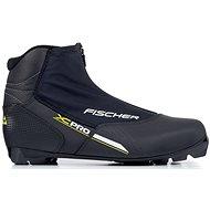 Fischer XC Pro Black Yellow - Pánske topánky na bežky
