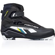Topánky na bežky Fischer XC COMFORT PRO BLACK YELLOW