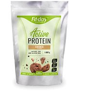 Fit-day protein active cookie 1 800 g - Proteín