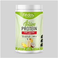 Fit-day protein active piňakoláda 900 g - Proteín