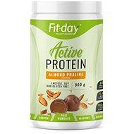 Fit-day protein active almond praline 900 g - Proteín