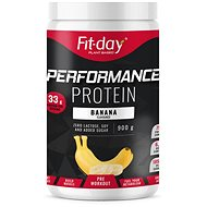Fit-day protein performance banán 900 g - Proteín