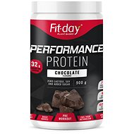 Fit-day protein performance chocolate 900 g - Proteín