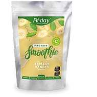 Fit-day protein smoothie špenát/banán 1 800 g - Smoothie