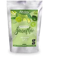 Fit-day protein smoothie matcha/lime 1 800 g - Smoothie