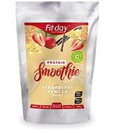 Fit-day protein smoothie jahoda/vanilka 1 800 g - Smoothie