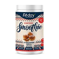 Fit-day protein smoothie winter edition: cinnamon roll 900 g - Smoothie