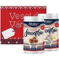Fit-day protein smoothie darčeková súprava limited winter edition - Smoothie