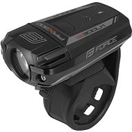 Force Pax-300 1 dióda Xp-G2, čierne - Svetlo na bicykel