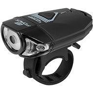 Force Cass 300Lm, USB, black - Bicycle light