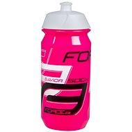 Force SAVIOR 0,5 l, ružovo-bielo-čierna - Fľaša na vodu