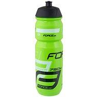 Force SAVIOR 0,75 l, zeleno-bielo-čierna - Fľaša na vodu