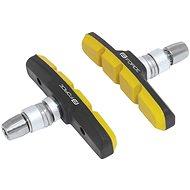 Force jednorazové, čierno-žlté 70 mm balené - Brzdové gumičky