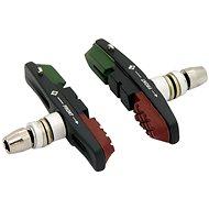 Force výmenné, zeleno-čierno-hnedé 70 mm - Brzdové gumičky