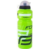 Force SAVIOR ULTRA 0,75 l, zeleno-bielo-čierna - Fľaša na vodu