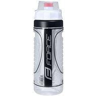 Force HEAT 0,5 l termofľaša, bielo-čierna - Fľaša na vodu