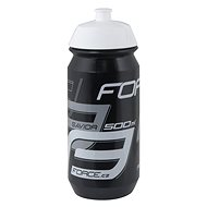 Force SAVIOR 0,5 l, čierno-sivo-biela - Fľaša na vodu