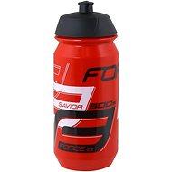 Force SAVIOR 0,5 l, červeno-bielo-čierna - Fľaša na vodu