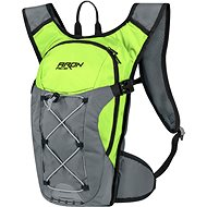 Športový batoh Force Aron Ace 10 l, fluo-sivý