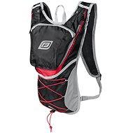 Force Twin 14 l, čierno-červený - Športový batoh