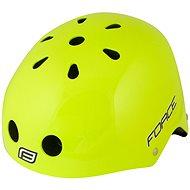 Force BMX, fluo lesklá - Prilba na bicykel
