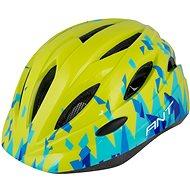 Force ANT, fluo-modrá - Prilba na bicykel
