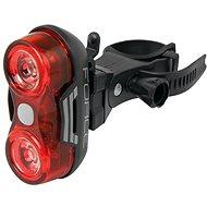 Force Optic 8 lm 2X Led + Batéria - Svetlo na bicykel