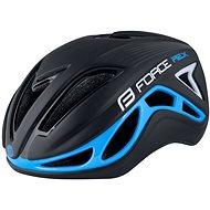 Force REX, čierno-modrá - Prilba na bicykel