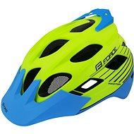 Force RAPTOR MTB fluo-modrá - Prilba na bicykel