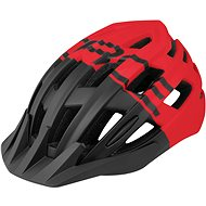 Force CORELLA MTB, čierno-červená - Prilba na bicykel