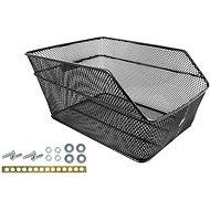 Force on the back carrier small, black - Bike Basket