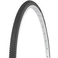 Force 27 × 1 1/4, IA-2202, drôt, čierny - Plášť na bicykel