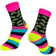 Force CYCLE ružové - Ponožky