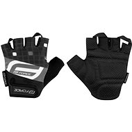 Force SQUARE, Black - Cycling Gloves