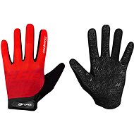 Force MTB SWIPE, Red - Cycling Gloves