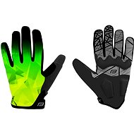 Force MTB CORE, Fluo-Green - Cycling Gloves