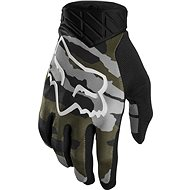 Fox Flexair Glove Camo S - Cyklistické rukavice