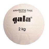 GALA Medicine Ball, Plastic, 2kg - Medicine Ball