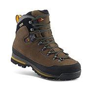 Garmont Nebraska Gtx Dk hnedé EÚ 39,5/245 mm - Trekingové topánky