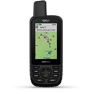 Garmin GPSmap 66sr EUROPE - GPS navigácia