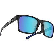 Bliz LUNA Matt Black Smoke w Blue Multi Cat.3 - Slnečné okuliare