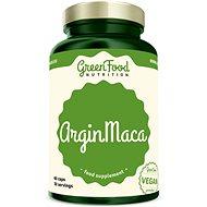GreenFood Nutrition ArginMaca 60 kapsúl - Anabolizér